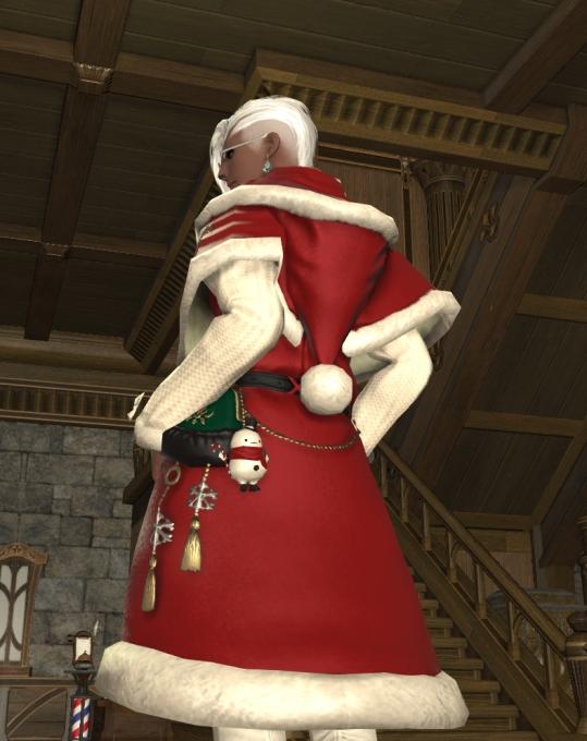 サンタ服1