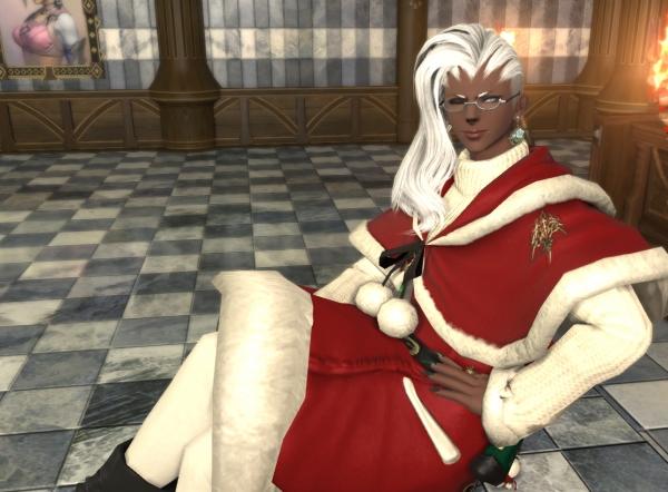 サンタ服3