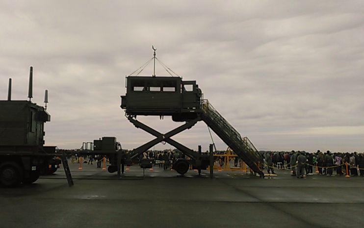 移動式管制塔
