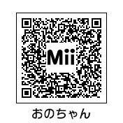 小野友樹(QRコード)
