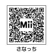 兼次桜菜(QRコード)