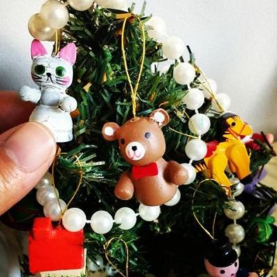 mikiのクリスマスグッズ2