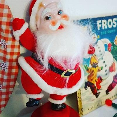 mikiのクリスマスグッズ10