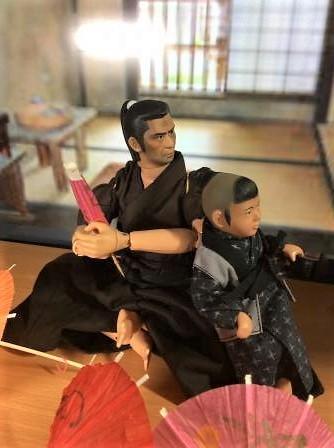 お正月 時代劇~!!
