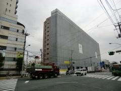 """""""旧西新井""""第2駐車場跡"""