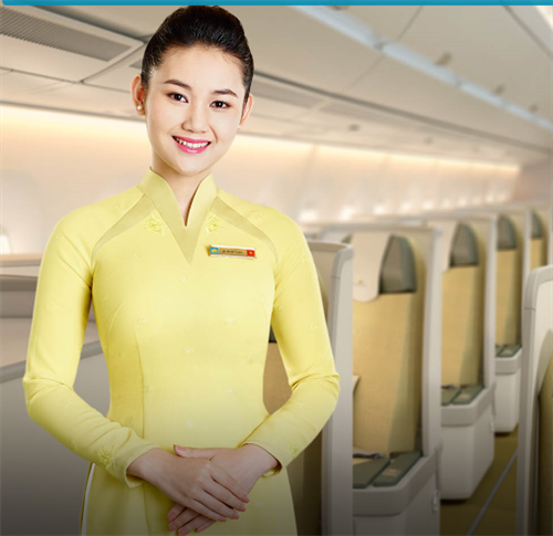 ANAと提携したベトナム航空