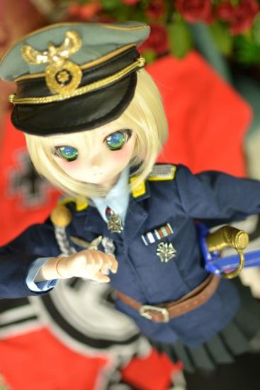 ターニャ少尉っぽい何かー1
