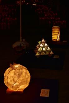 灯りアート (2)