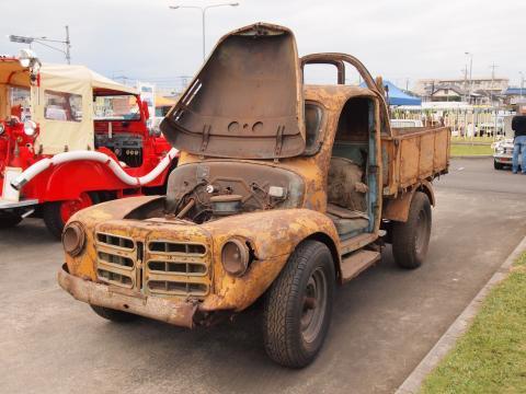 SK型トラック