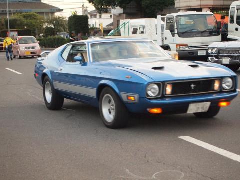 フォード ムスタング