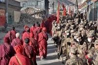 中国によるチベット侵略