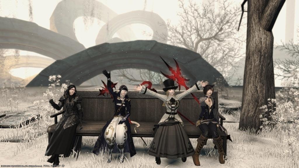 20161120死者の宮殿B200F踏破記念