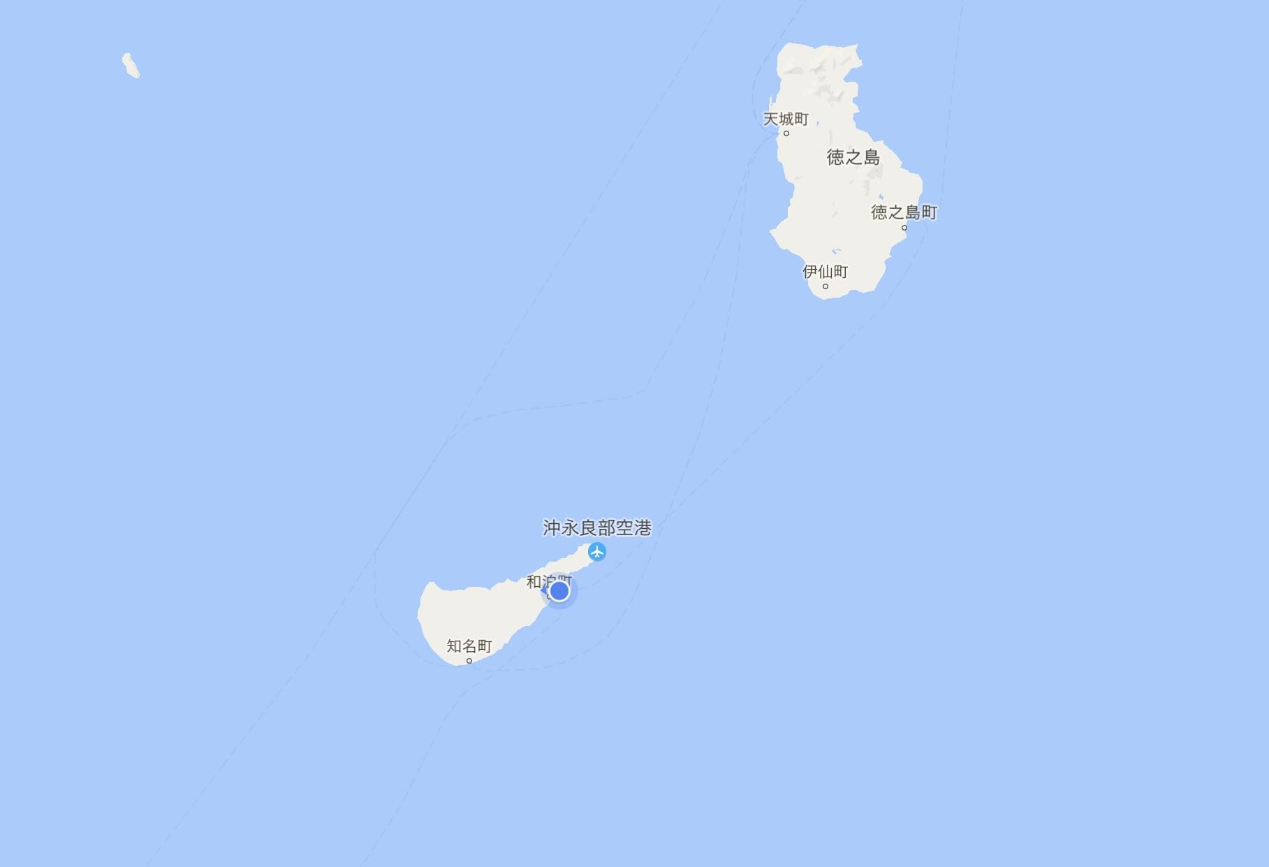 20170126 沖永良部島