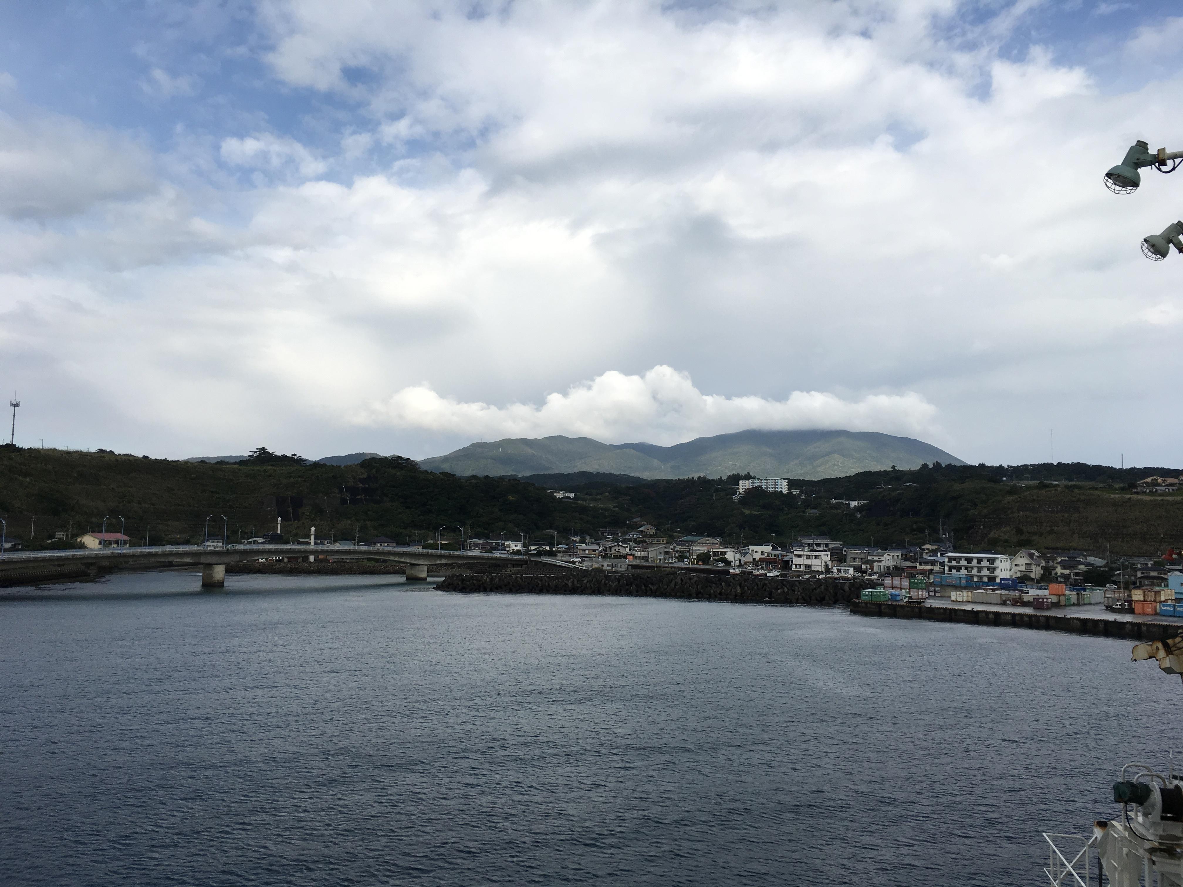 20160126 徳之島港