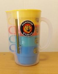20161218タイガーススタッキングカップ1