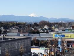 20161224_Jマートからの富士山2