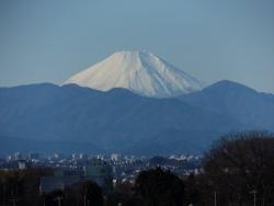 20161224_Jマートからの富士山3