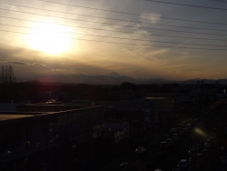 20161224_Jマートからの富士山4