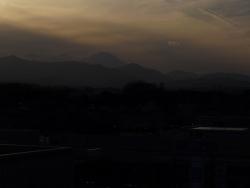 20161224_Jマートからの富士山5
