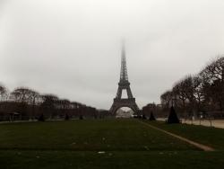 パリ_エッフェル塔3
