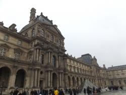 パリ_ルーブル美術館2