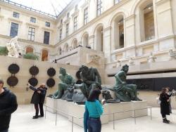 パリ_ルーブル美術館10