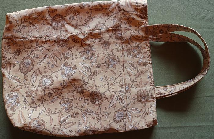 布の袋 29.1.26