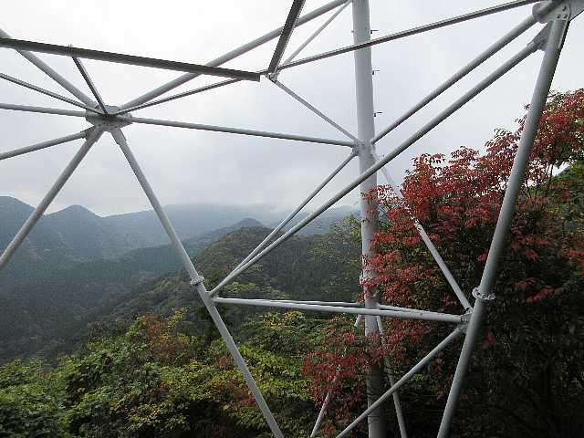 IMG6263JPG下山時福智山山頂は雲の中