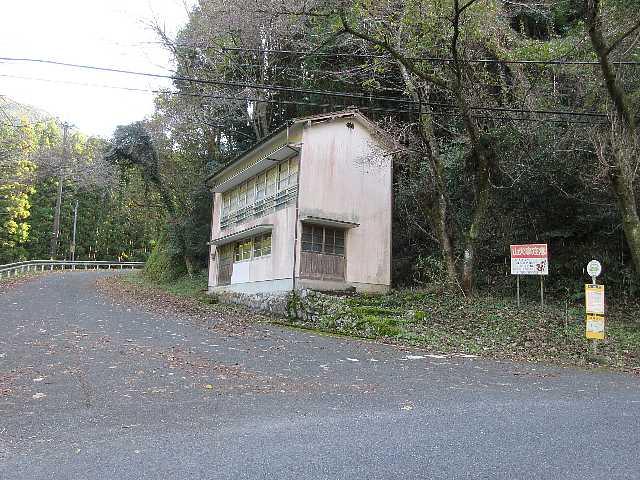 IMG6283JPG県道418大峰口バス停