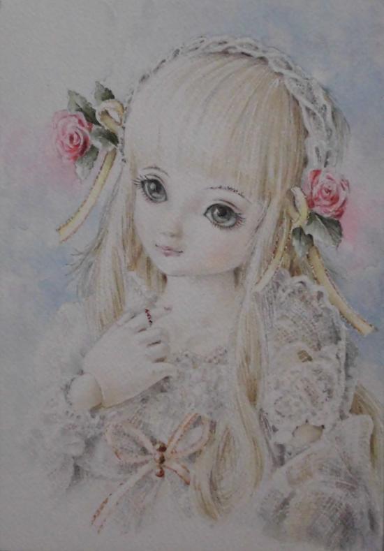 可愛い関節人形 1612