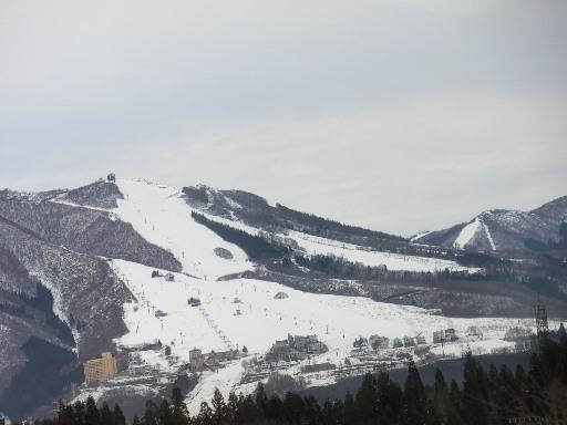 どっかのスキー場