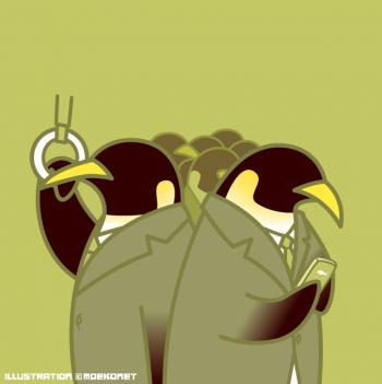 ペンギンイラスト