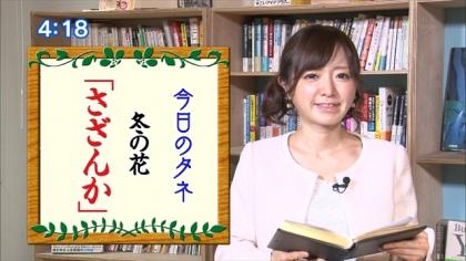 170113朝ダネ さざんか 紺野あさ美 (4)