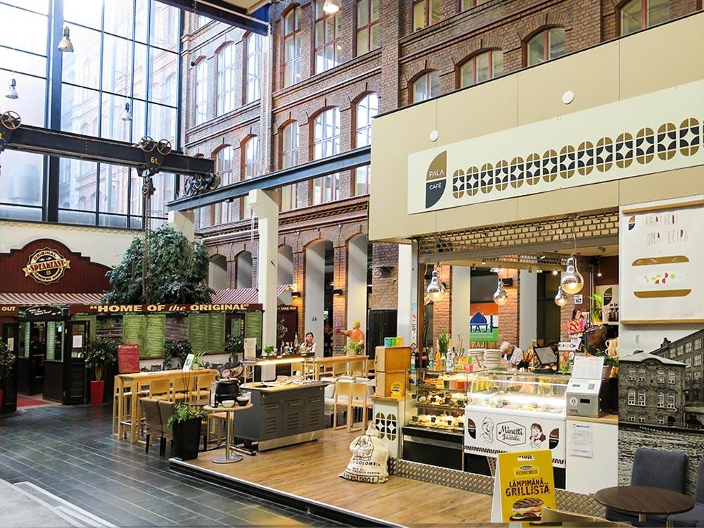 フィンランド タンペレ カフェ