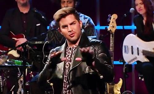 The Late Late Show with James Corden QAL