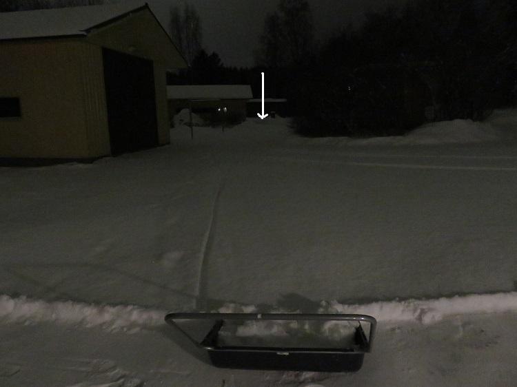 フィンランド 雪かき