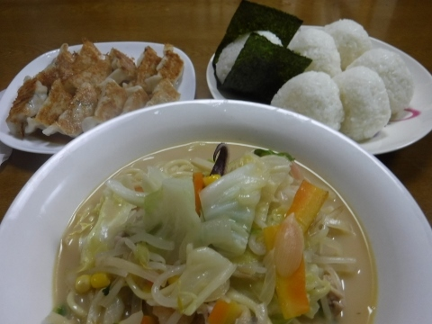 2016.11.23夕食2