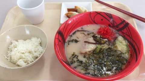 2016.12.5昼食