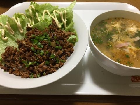 2016.12.18朝食