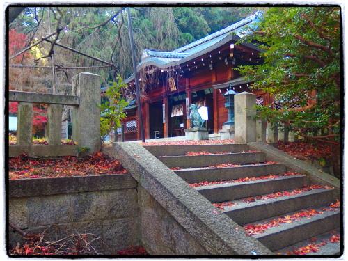 京都山科・大石神社