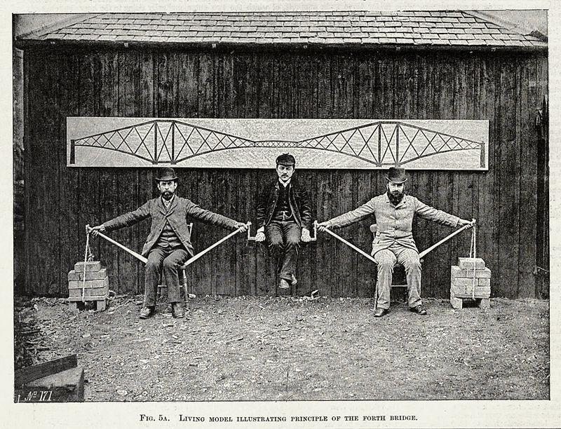フォース橋の設計
