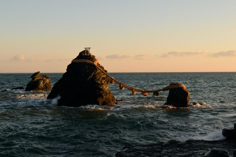 初日の出夫婦岩DSC_3213