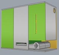 3D温水シンクシステム01