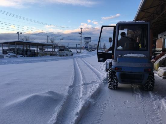 雪投げ 006