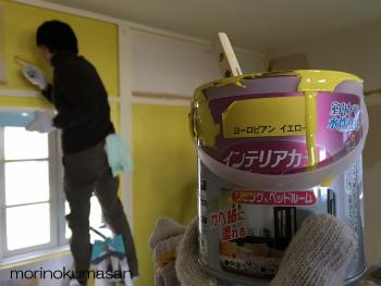 和室塗装2