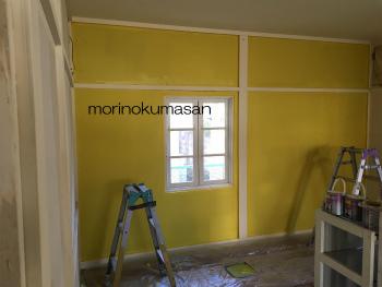和室塗装3