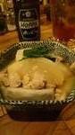 京芋と聖護院大根煮