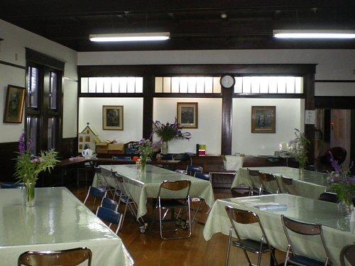 大津聖マリア教会・1F