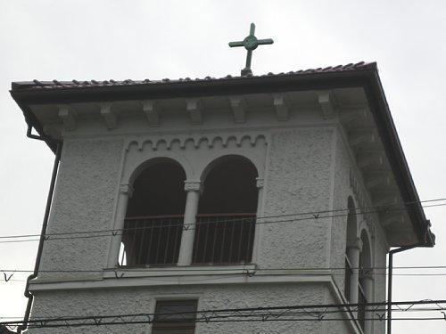大津教会・塔屋