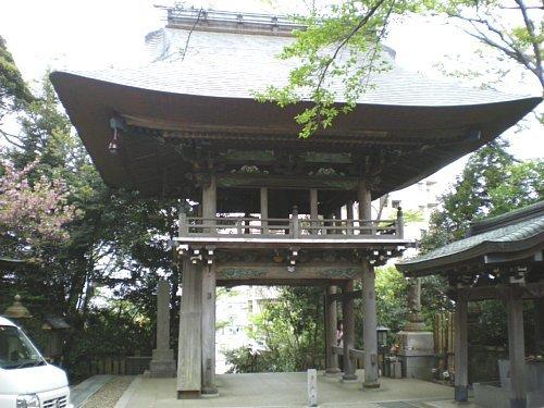 長禅寺・山門1